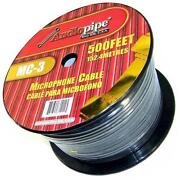 Shielded Audio Wire