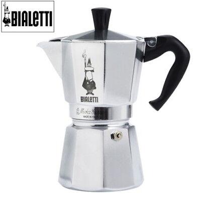 Stovetop Coffee Maker Espresso Machine Bailetti Moka Express