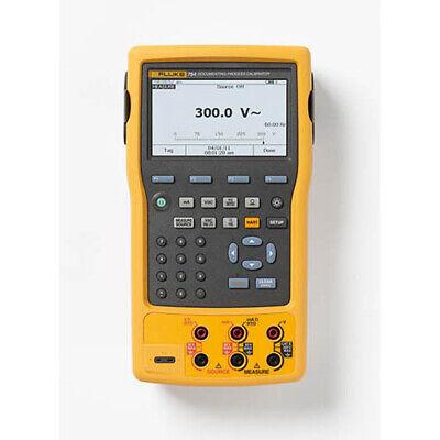 Fluke 754 Handheld Process Calibrator W Hart Comm. Capability