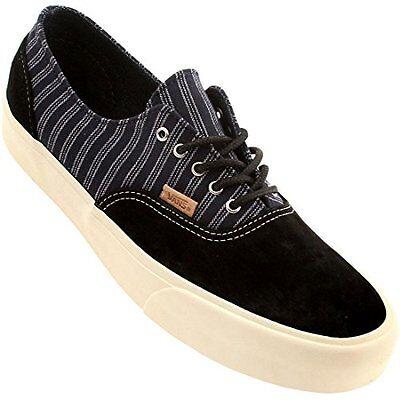 Vans Era Decon CA Hickory Mix Black Men's Classic Skate Shoe Size 13 ()
