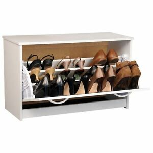 SHOE STORAGE CABINET - PRICE JUST REDUCED
