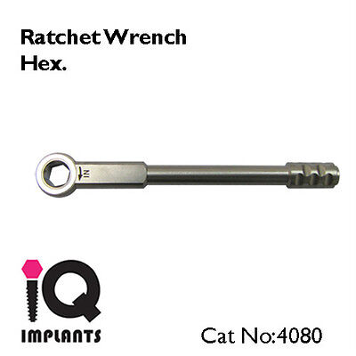 Ratchet Wrench. Dental Implant-implants.instruments