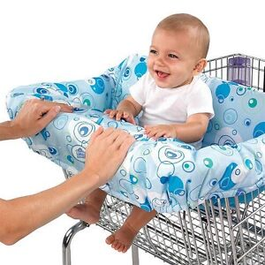 Grocery cart/buggy cover- germ-free