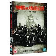 Sons of Anarchy Season 4 DVD
