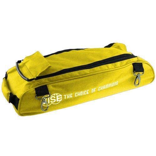 new add on triple shoe bag yellow