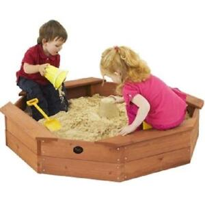Sand pit ebay for Elc paddling pool