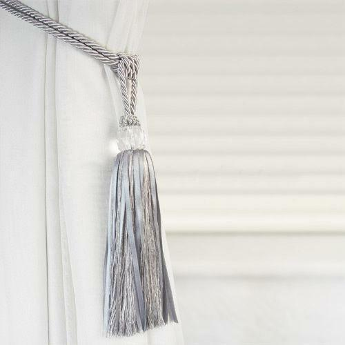 Crystal Curtain Tie Backs Ebay