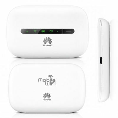 EE 3G E5330 MOBILE BROADBAND WIFI MIFI DONGLE MODEM HOTSPOT DEVICE & SIM CARD