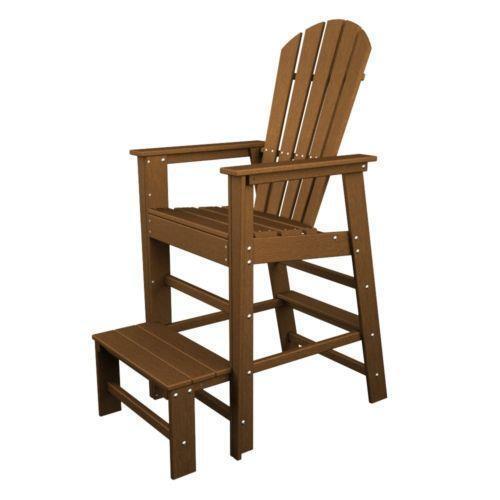 Lifeguard Chair Ebay