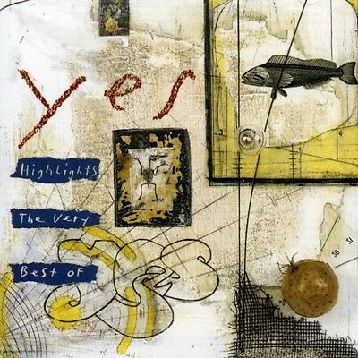 Yes   Greatest Hits  New Cd  Australia   Import