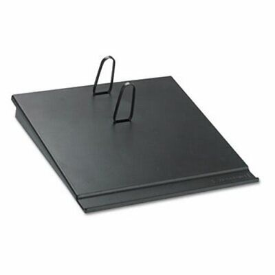 At-a-glance Calendar Base 3 12 X 6 Black Molded Plastic Aage1700