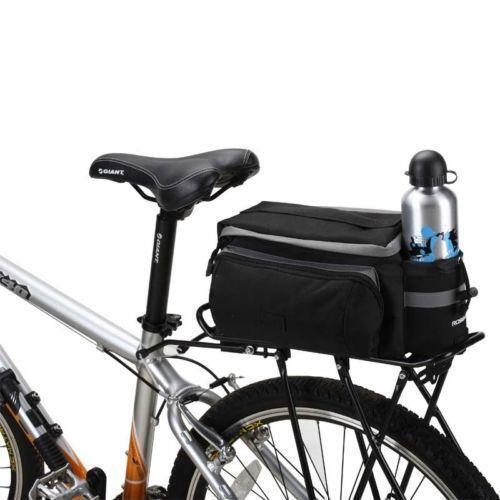 Bicycle Trunk Bag Ebay