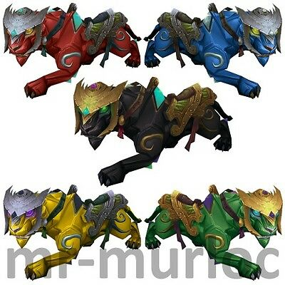 Onyxpanther ✯ Rubinpanther ✯ Saphirpanther ✯ Sonnensteinpanther ✯ Jadepanther