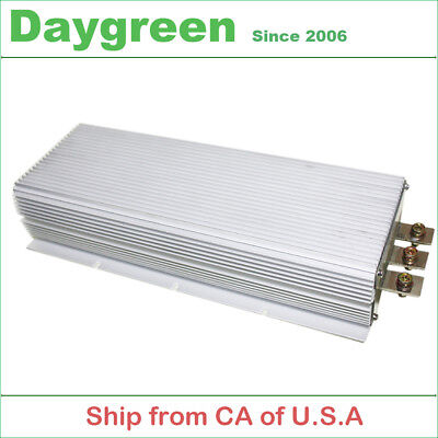 24V to 13.8V 100A 100AMP DC DC CONVERTER 12V 12 VOLT DC CAR BATTERY CHARGER