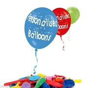 Personalised Birthday Balloons