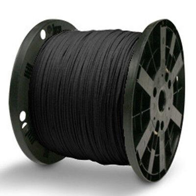 "CWC Venetian Blind Cord - 1/8"" x 600 ft., Black"
