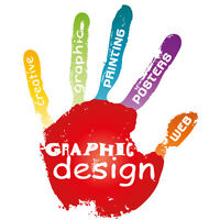 Free professional graphic design work and marketing support