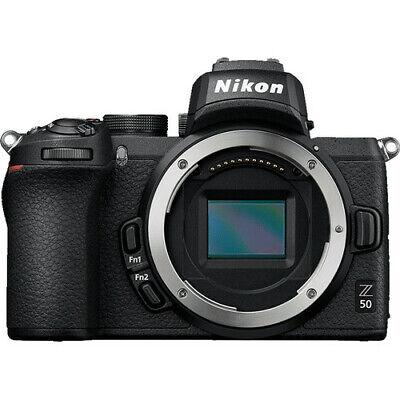 Nikon Z50 Mirrorless Digital Camera Body (kit box) Multi Stock from EU