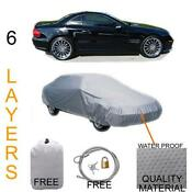 Mercedes SL500 Car Cover