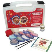 Professional Face Painting Kit