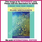 Fundamentals of Fluid Mechanics Munson