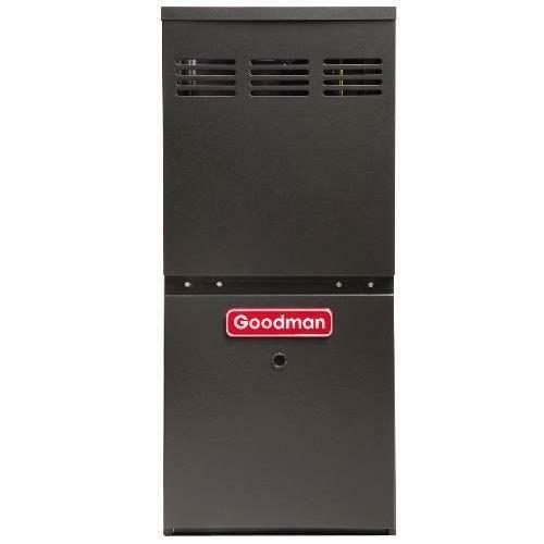 Goodman Gms81205dn 80% One Stage 120,000 Btu Lp Gas Furnace - Upflow Horizontal