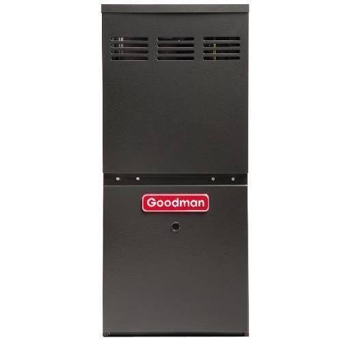 Goodman 92% One Stage 80,000 Btu Propane Lp Gas Furnace - Upflow Horizontal