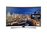 """55"""" Samsung 3D 4K Curve smart LED Ultra HD TV warranty and Delivered UE55HU7200"""