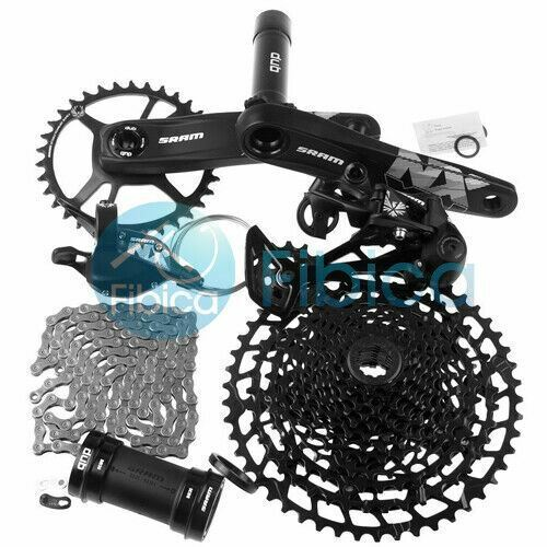 New 2021 SRAM NX Eagle DUB Groupset Group 12-speed 34t 170/175mm 11-50t