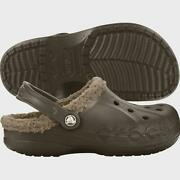 Mens Lined Crocs