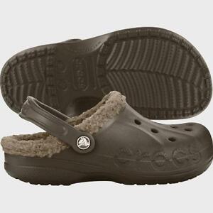 dbddc378d Lined Crocs  Clothing