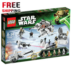 [LEGO] Star Wars 75014 Battle of Hoth 100% Genuine (Free Shipping)
