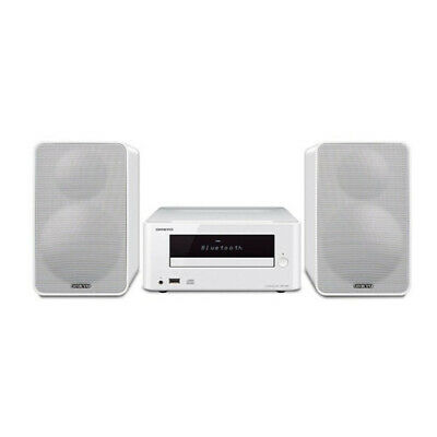 Onkyo CS-265CD Hi-Fi Mini System with Bluetooth Plays Audio