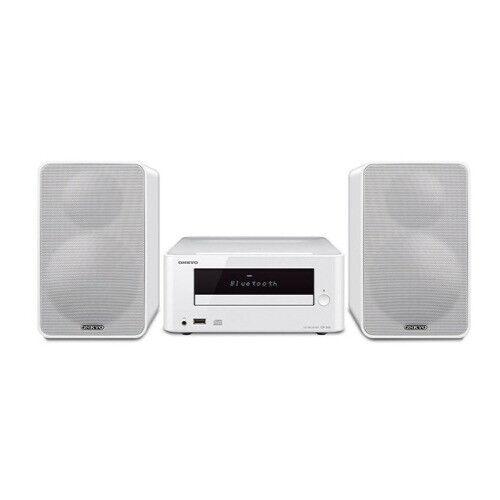 Onkyo CS-265 Home Audio System CD Hi-Fi Mini Stereo System with Bluetooth White