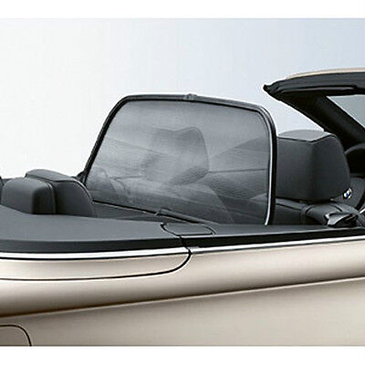BMW OEM 2004-2010 6 Series 645Ci 650i M6 Convertible Wind Deflector 54347151856