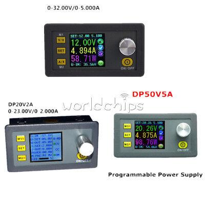 Dc32v3a Dp20v2a 30v5a 50v5a Dps3003 Programmable Step-down Power Supply Module
