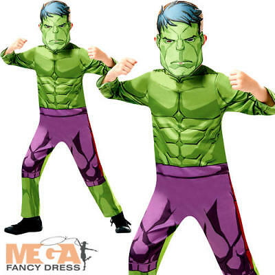 - Hulk Kid Kostüme