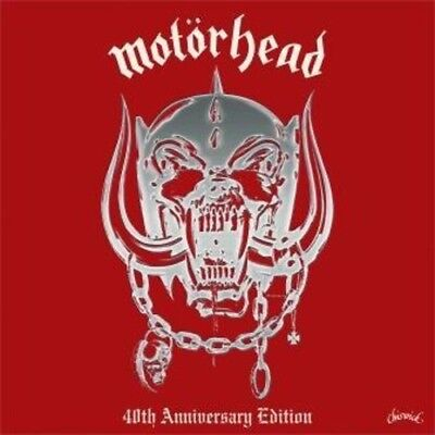 Motorhead   Motorhead  40Th Anniversary Edition  New Cd  Anniversary Edition  Uk