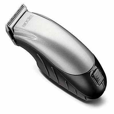 Andis Trim 'N Go Cordless Personal Trimmer Hair Groomer 24865 PS-1 Palm T-Blade ()