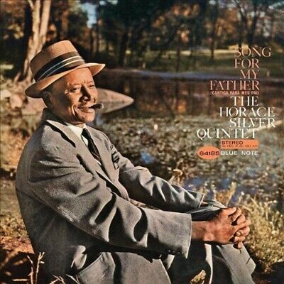 Horace Silver - Song For My Father  (LP vinyl ) sealed