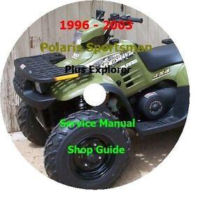 Mnl-5951] clymer polaris water vehicles shop manual 1996 1999.