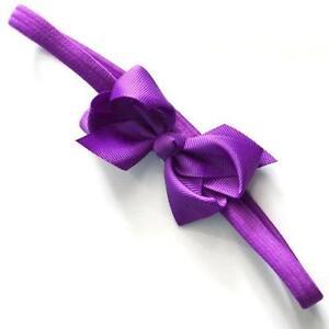 Baby Girl Bow Headbands 2a906727b5f