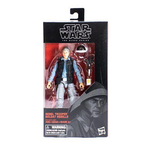 Star Wars The Black Series Rebel Fleet Trooper 6-Inch Action
