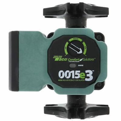 Taco 0015e3-2f4 Ecm High-efficiency Circulator Pump Ecm Permanent Magnet Motor