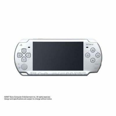 PSP 2000 2001 Silver PSP Slim Portable System Very Good segunda mano  Embacar hacia Mexico