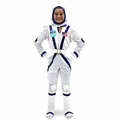 Spunky Space Cadet Children's Halloween Dress Up Theme Party Roleplay Costume - Halloween Party Costume Themes