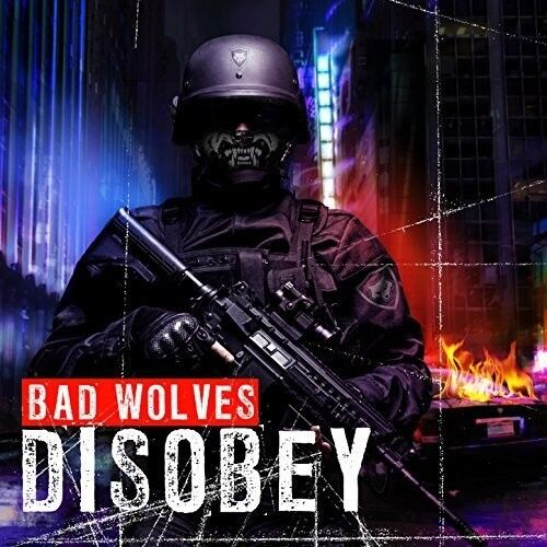 Bad Wolves - Disobey [new Cd]
