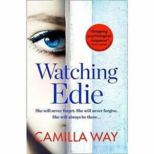 Watching Edie By Way Camillain Used but Acceptable condition - Bedford, United Kingdom - Returns accepted Most purchases from business sellers are protected by the Consumer Contract Regulations 2013 which give you the right to cancel the purchase within 14 days after the day you receive the item. Find out more about  - Bedford, United Kingdom
