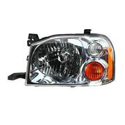 Nissan Navara D22 Headlights