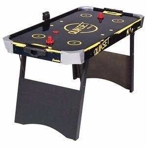 Franklin Sports Quikset 54'' Air Hockey Table (FRK-HG-54079)